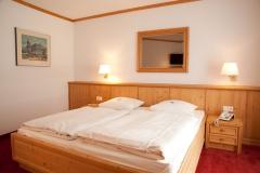 Doppelzimmer im Hotel Deutsche Eiche Uelzen