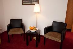 Sitzecke im Hotel Deutsche Eiche Uelzen