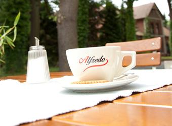 Kaffee und Kuchen im Akzent Hotel Deutsche Eiche in Uelzen
