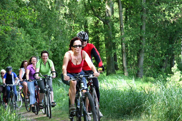 Radfahren in der Region Uelzen