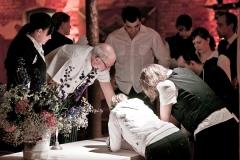 Teambesprechung bei einem Catering von Hotel Deutsche Eiche Uelzen