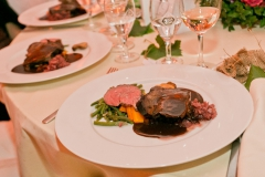 Fein speisen beim Catering von Hotel Deutsche Eiche Uelzen
