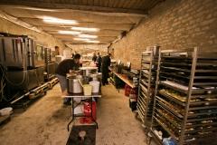 Die mobile Catering-Küche von Hotel Deutsche Eiche Uelzen