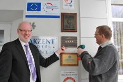 Akzent Hotel Deutsche Eiche Uelzen hat vier Sterne