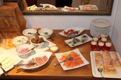 Sonntagsfrühstück im Hotel Deutsche Eiche Uelzen