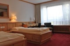 Twin-Bett-Zimmer im Hotel Deutsche Eiche Uelzen