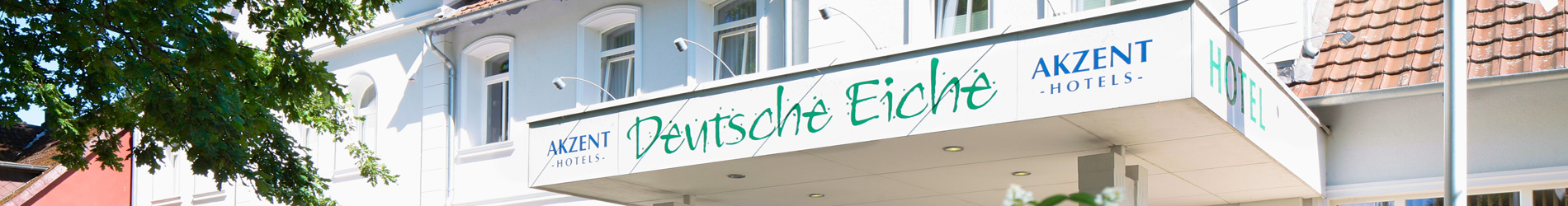 Welcome to Deutsche Eiche Hotel in Uelzen, on the Lüneburg Heath Germany