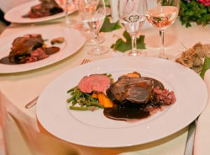 Catering und Eventcooking vom Akzent Hotel Deutsche Eiche Uelzen