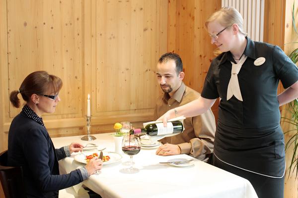 Essen und Trinken im Akzent Hotel Deutsche Eiche in Uelzen