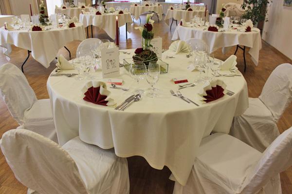 Hochzeit feiern im Akzent Hotel Deutsche Eiche Uelzen