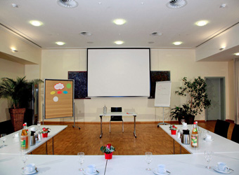 Conferences and meetings in the Deutsche Eiche Hotel in Uelzen in Germany